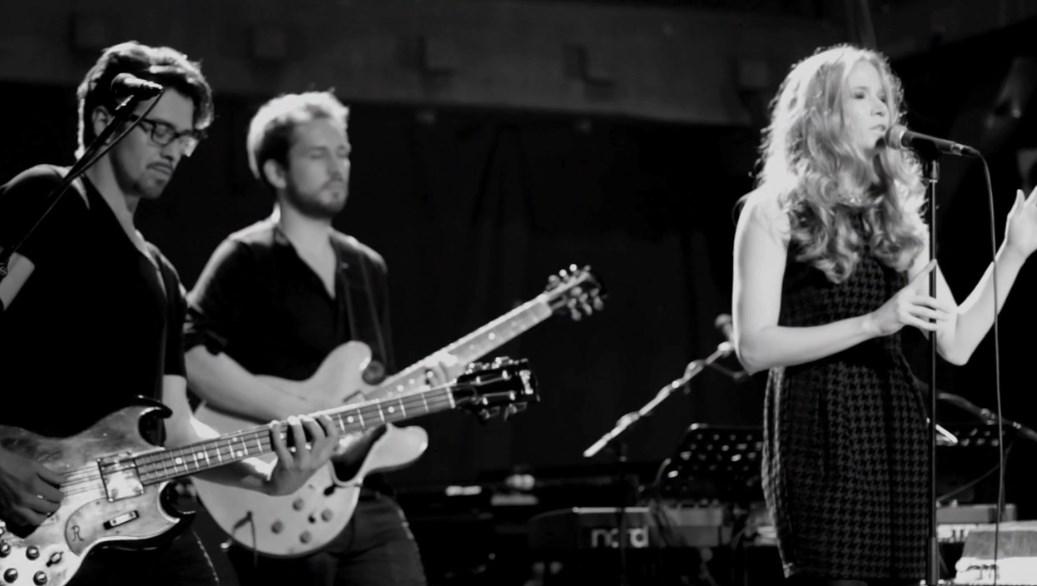 Немецкое рок лето Концерт Ivy Flindt