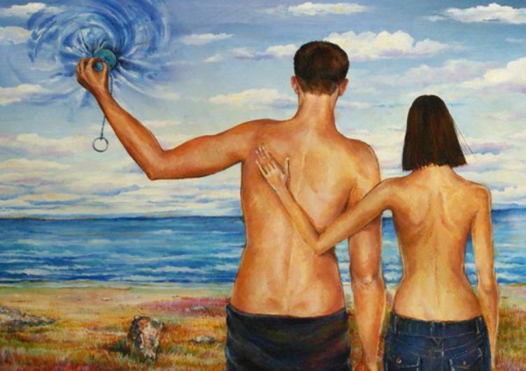 Персональная выставка Андрея Сафонова «Мой мир»