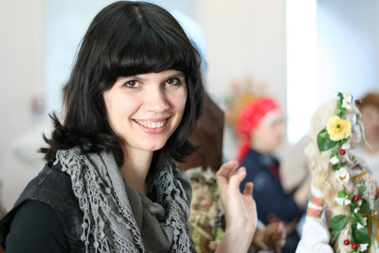 Выставка авторских кукол Анны Фадеевой