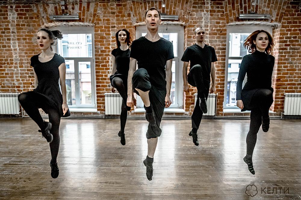 Летний интенсив по спортивным ирландским танцам для детей и подростков