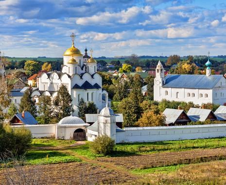 Автобусный тур в Суздаль из Нижнего Новгорода