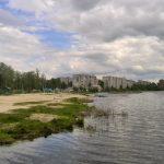 Пляж Сортировочное озеро