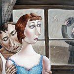 Трогательные этюды советской жизни, в работах Анжелы Джерих