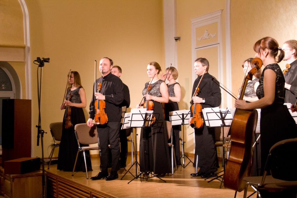 Новый концертный сезон в усадьбе Рукавишниковых