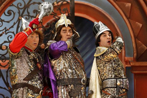 Интерактивный спектакль «Три богатыря»
