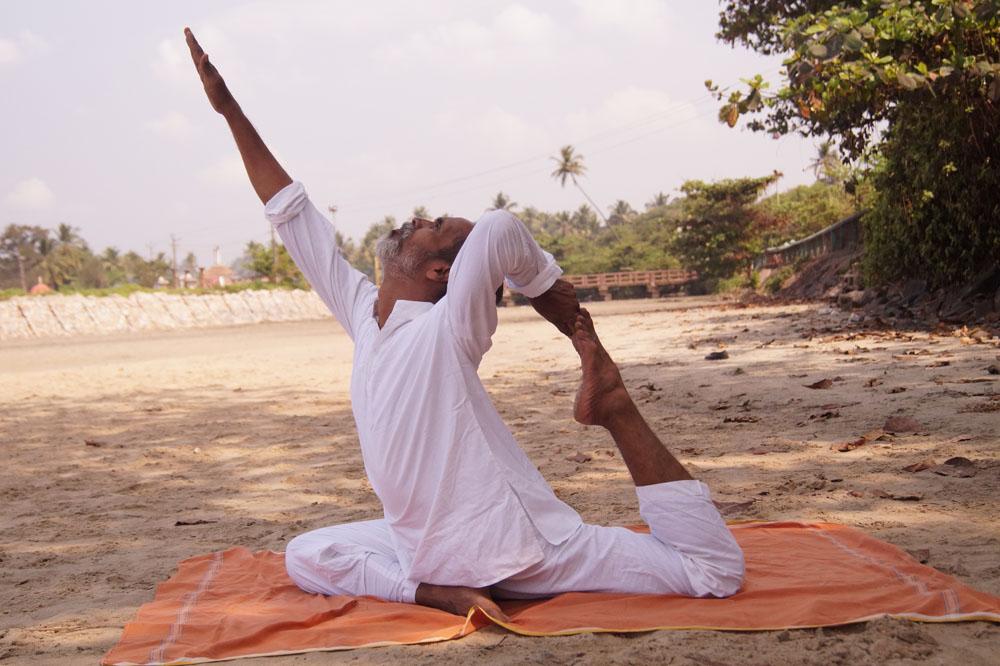 Классическая Йога — пробное занятие!