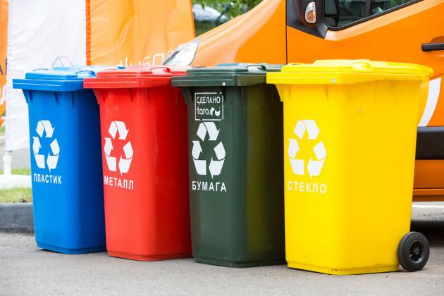 Лекция в Циферблате — Раздельный сбор отходов