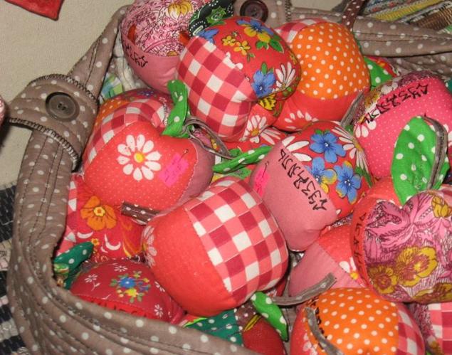 Праздник добра, любви и спелых яблок