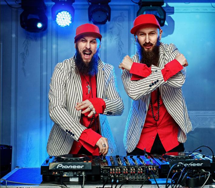 Вечеринка с DJ S-BROTHER-S