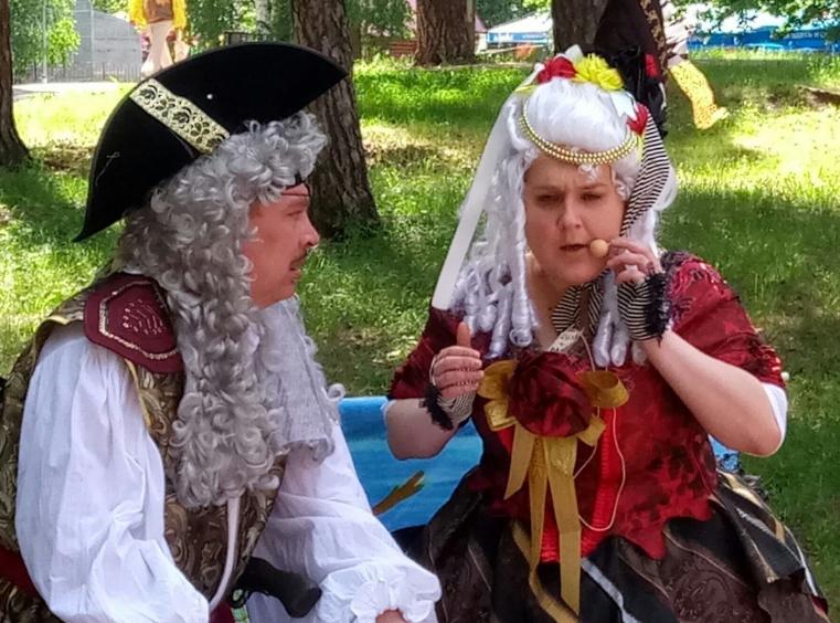 Спектакль Сокровища пиратской Бабули
