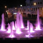 Фонтан в Чернопрудском сквере
