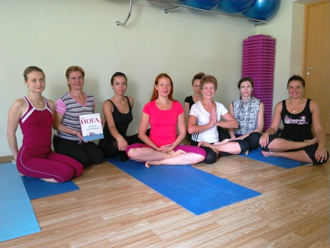 Семинар для Инструкторов по Фитнес-Йоге
