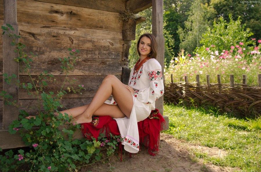 личное фото украинских девушек