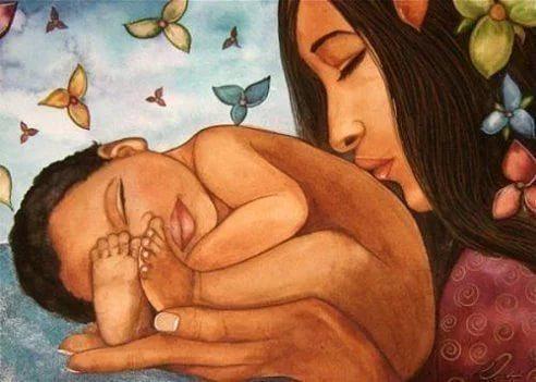 Встреча гармоничная мама часть 1