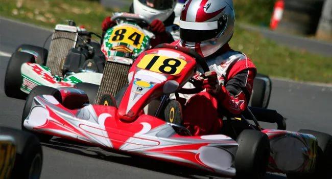 Гонка Sprint RACE