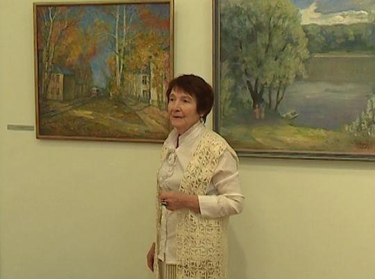 Выставка пастелей Веры Тимченко Ветер странствий