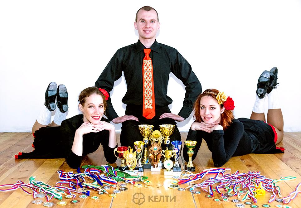 Открытые уроки по спортивным ирландским танцам 1-го и 5-го сентября!