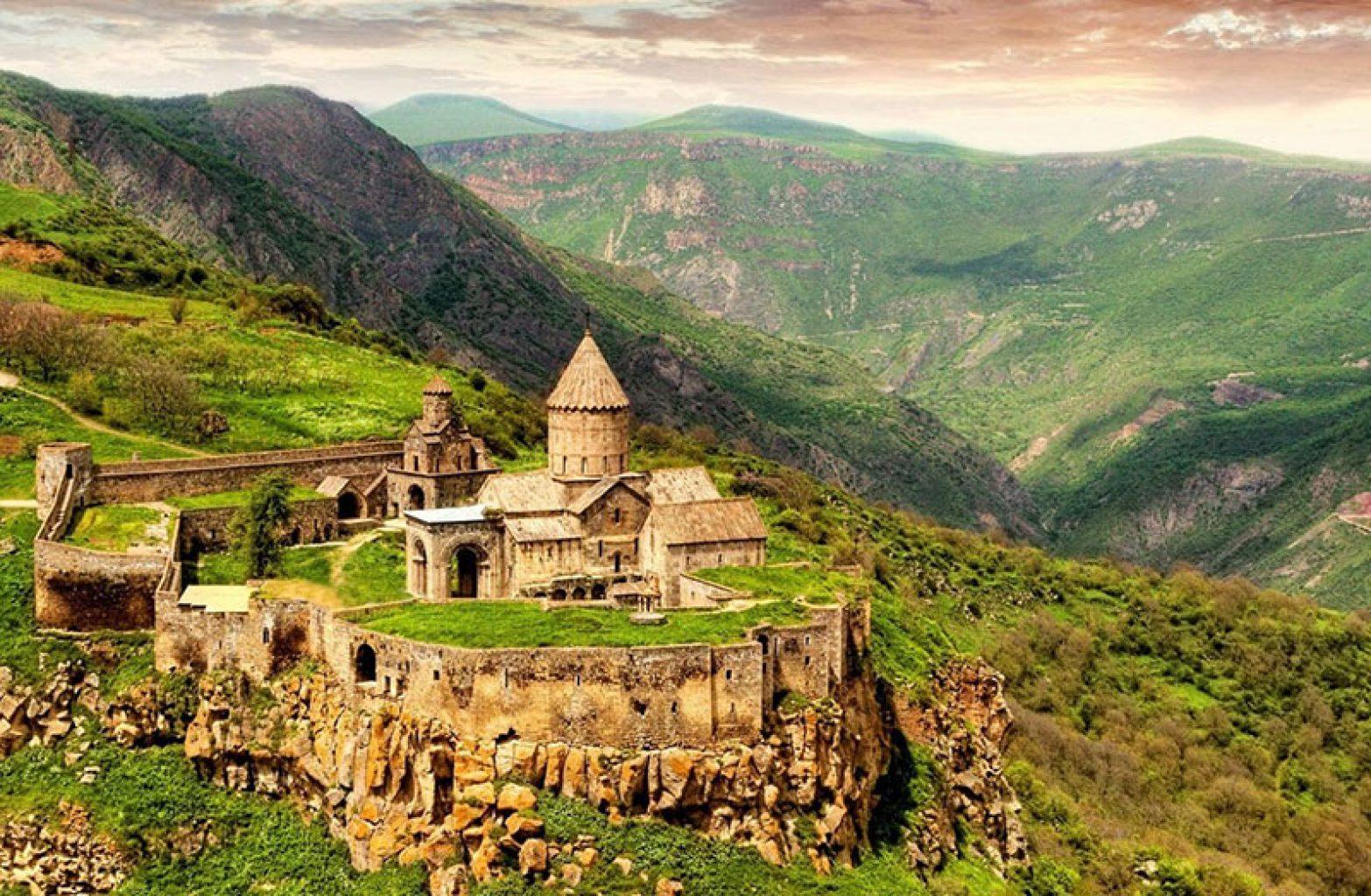 Тур Армения из Москвы