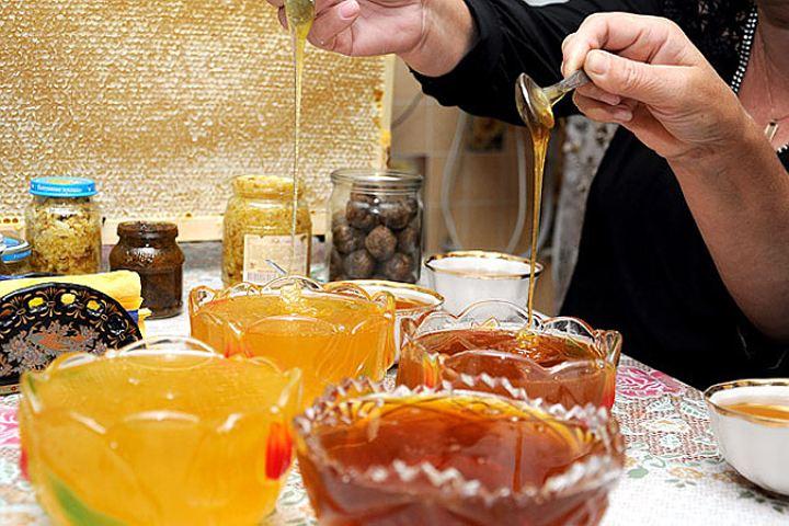 Первая специализированная выставка-ярмарка мёда  МЕДОВЫЙ МИР