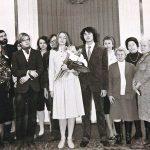 Ах эта свадьба, свадьба, свадьба, пела и плясала! Свадебные фотографии звезд из СССР. Редкие фото, которые вы никогда не видели.