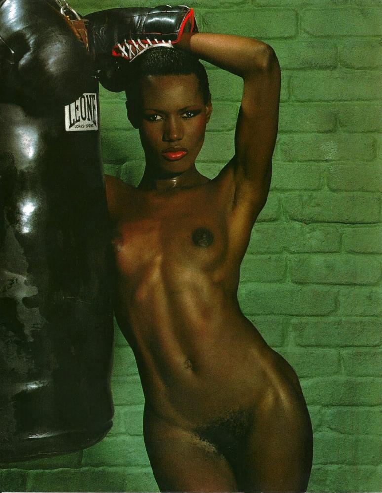 Grace jones nude pics movie vamp