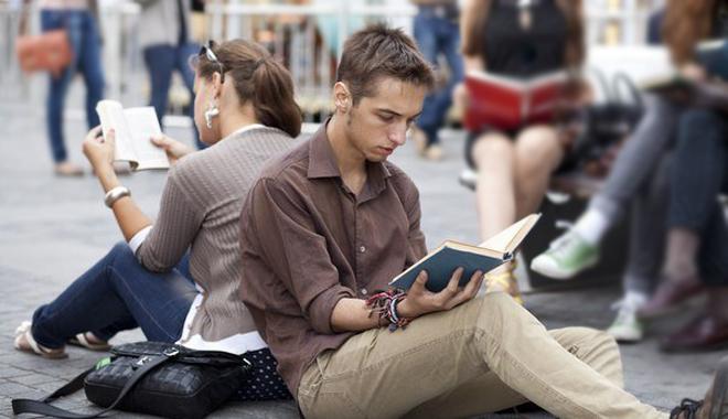 Праздник Новое поколение выбирает чтение!
