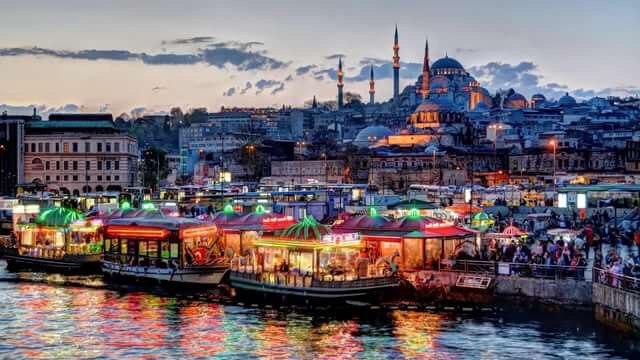 Горящий тур Турция-Невероятный Стамбул
