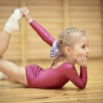 Художественная гимнастика для детей от 2.5 лет