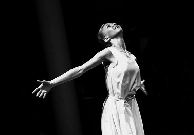 Субботний балетонемент Маши Лутошкиной