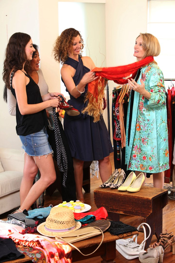 Ярмарка или Dress-crossing для Творческих мам.