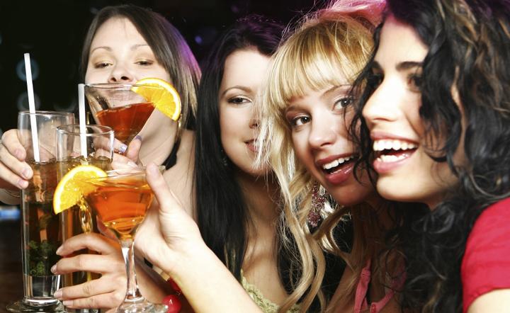 Фото вечеринки в ночных клубах