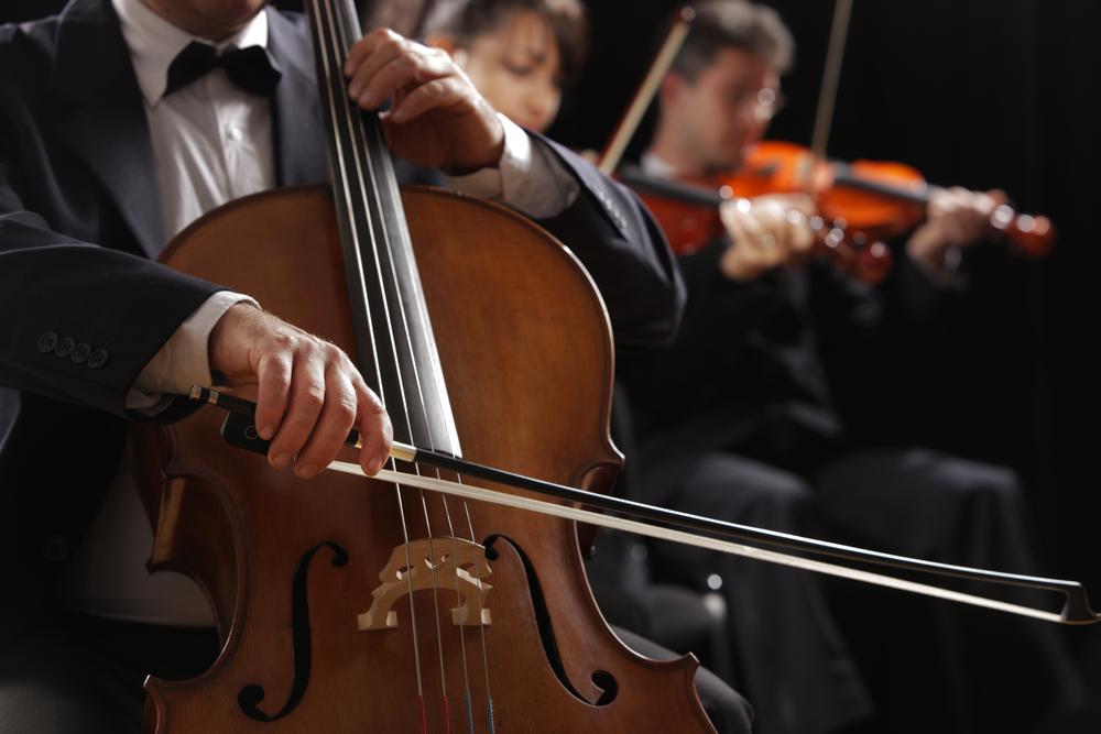 Инструменты и Лица Оркестра (1-й концерт цикла)