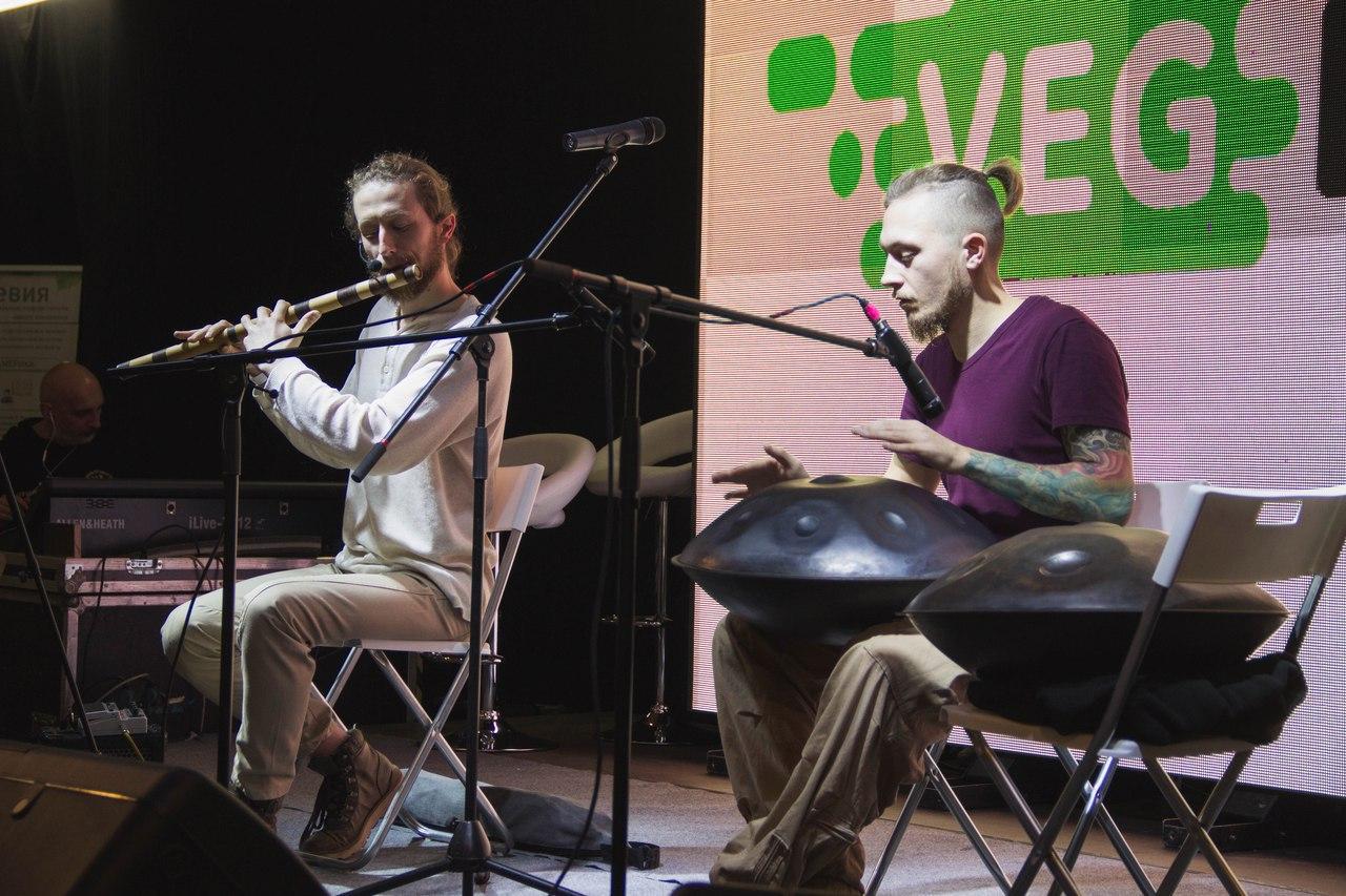 Концерт ALEX KSENO & JATAMANSI