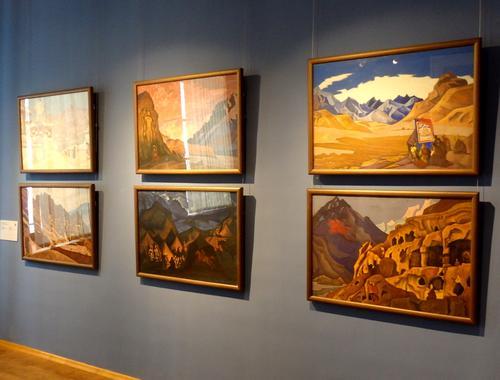 Экскурсия арт-критика Анны Толстовой