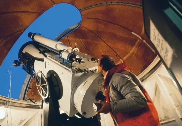 Астрономическая лаборатория. Наблюдения в телескоп