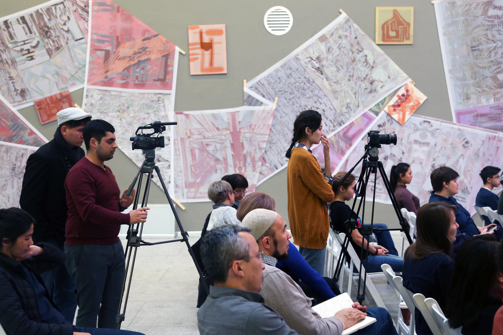 Презентация альманаха «Вазари-2016. Архитектура и текст»
