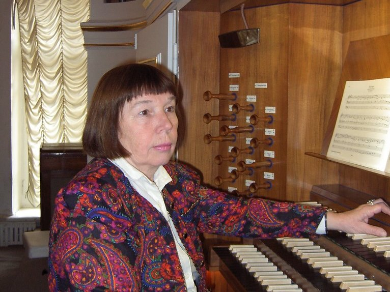 Органная Азбука (1-Й Концерт Цикла)