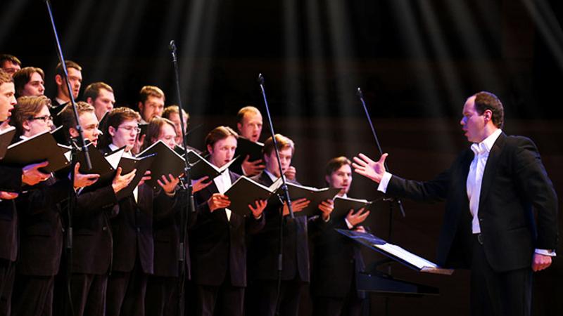 Праздничный концерт Хор Сретенского монастыря