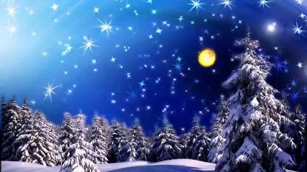 Полнокупольная программа Как-то зимним вечерком
