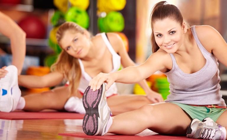 Скидка 50% на занятия фитнесом для всех студентов