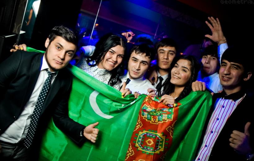 Вечеринка Turkmen party