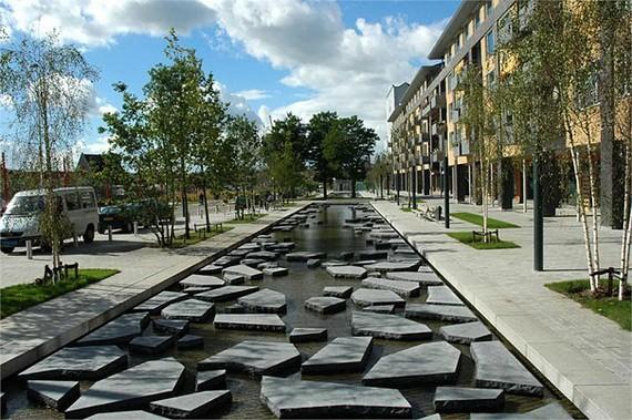 Лекция Городские пространства: взгляд, аффект, коммуникация.