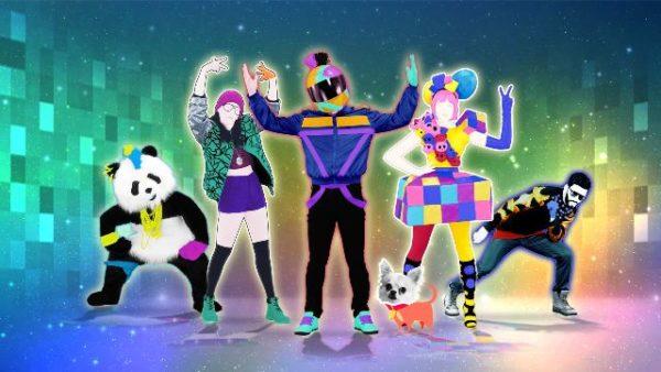Танцевальный турнир Just dance