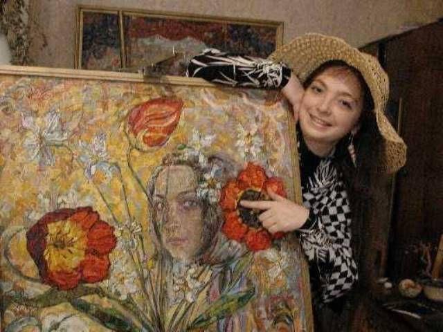 Выставка Ангелины Курантовой «Икигай»