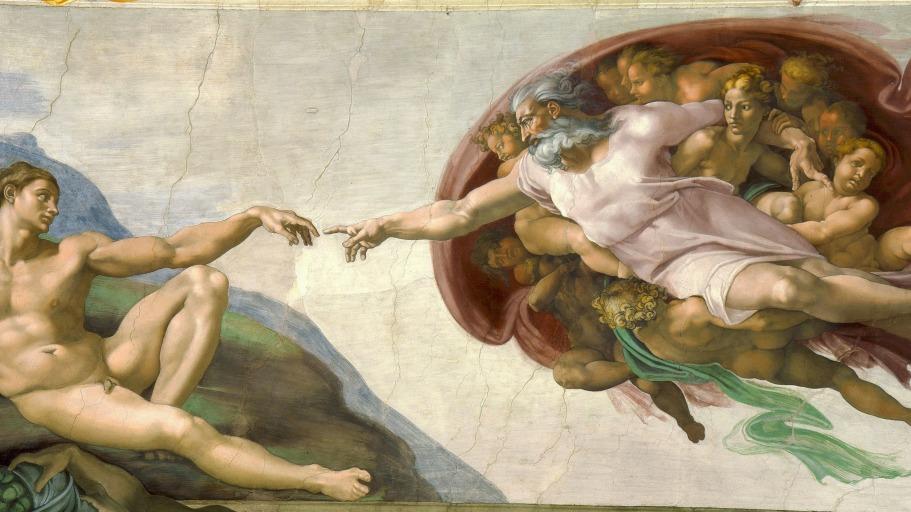 Лекция Микеланджело. Соединяя эпохи…