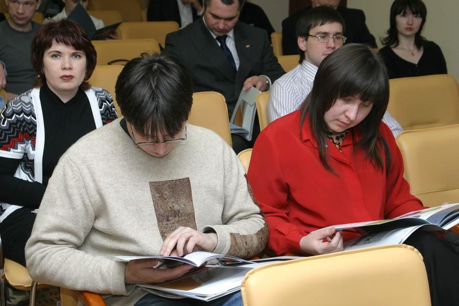 Презентация программ СПбГУ