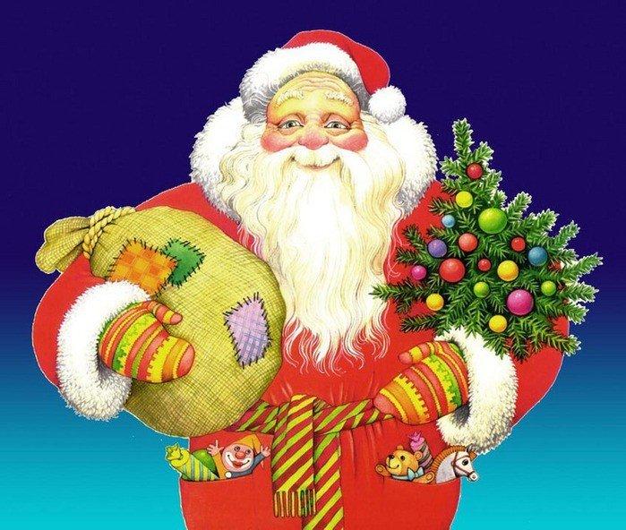 Музыкальная сказка Дед Мороз, вернись!