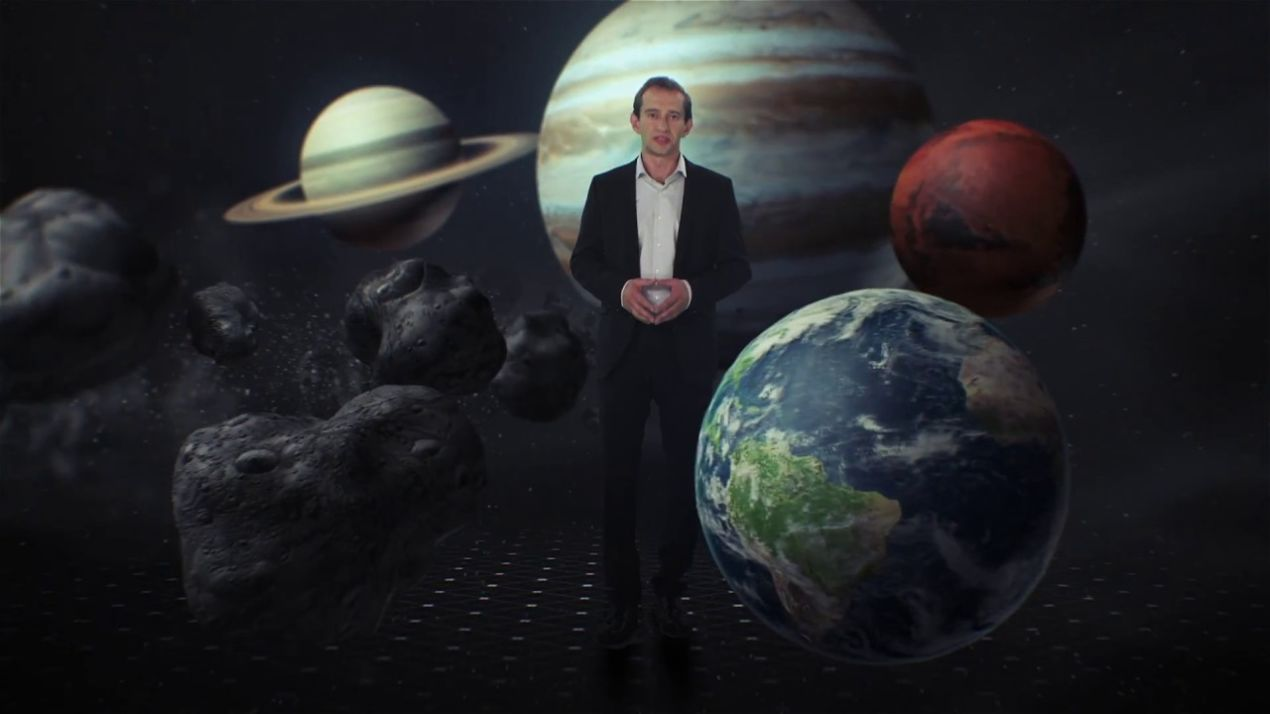 Кинопоказ Как устроена вселенная с Константином Хабенским