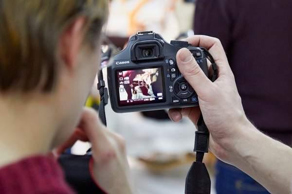 Бесплатный семинар по Основам цифровой фотографии