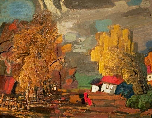 Персональная юбилейная выставка Художника А. Данилина